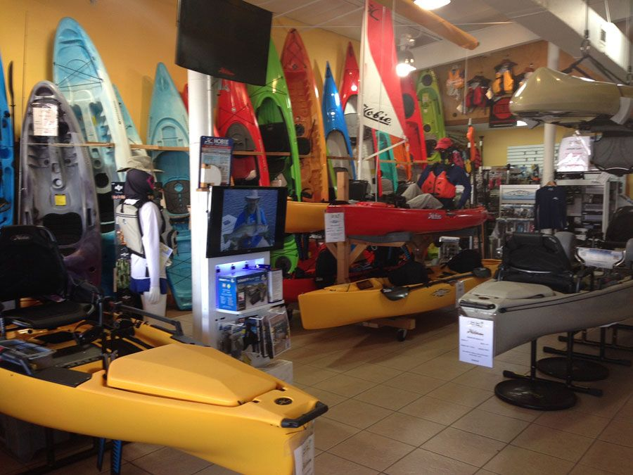 kayaks and SUP boards for sale