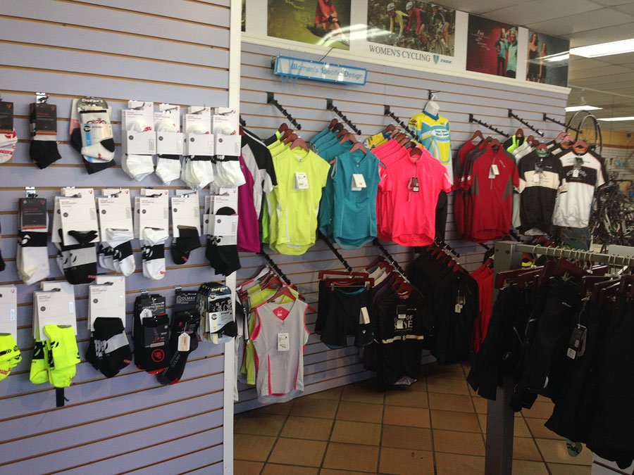 Bicycle clothing for sale