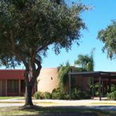 Front of Glendale Elementary School Vero Beach Florida
