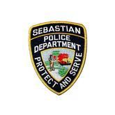 Sebastian Police Department patch