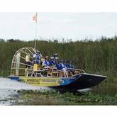 Capt. Bob's Airboat Adventure Tours Vero Beach Florida