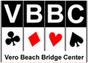 Vero Beach Bridge Club logo