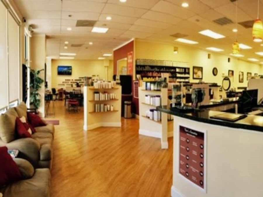 True Colors Salon Front Desk Vero Beach
