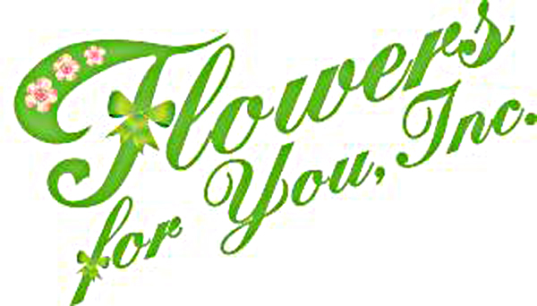 Flowers For You logo