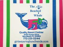 The Beach Whale Logo