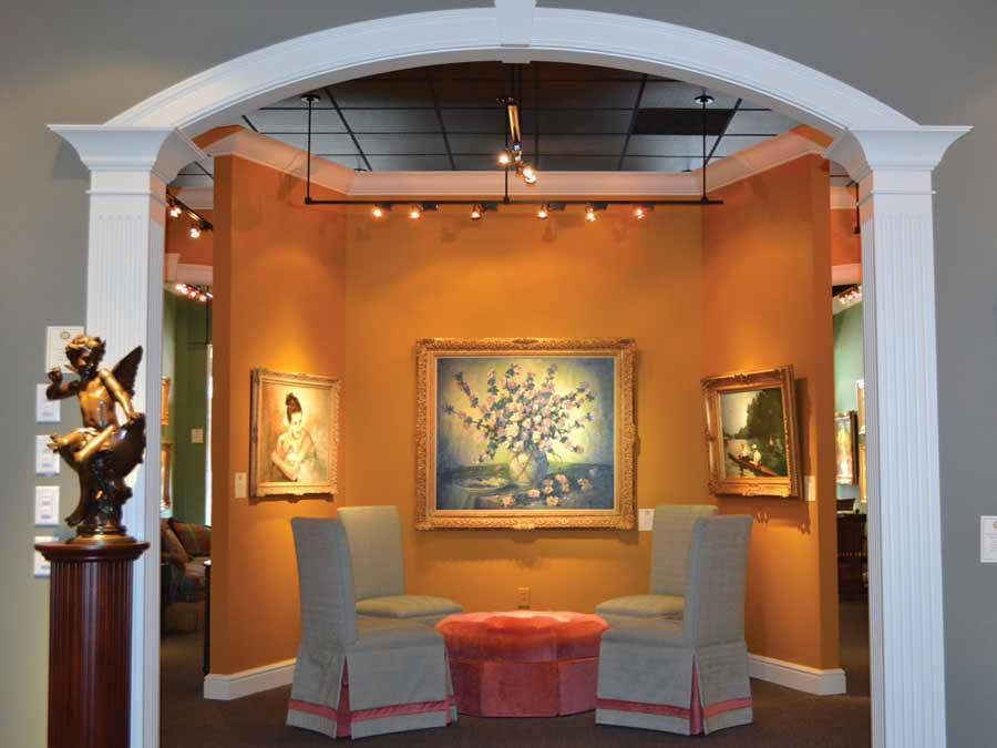 J.M. Stringer Gallery of Fine Art in Vero Beach Florida