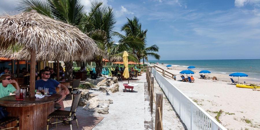 Enjoy lazy summer days along the Atlantic Ocean in Vero Beach