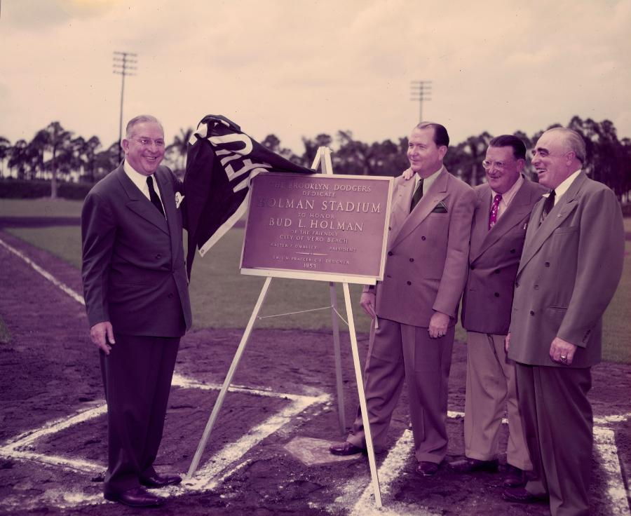 Holman Stadium celebrates 65 years today